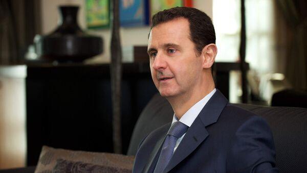 Baszar al-Asad - Sputnik Polska