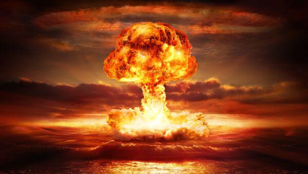 Wybuch nuklearny - Sputnik Polska