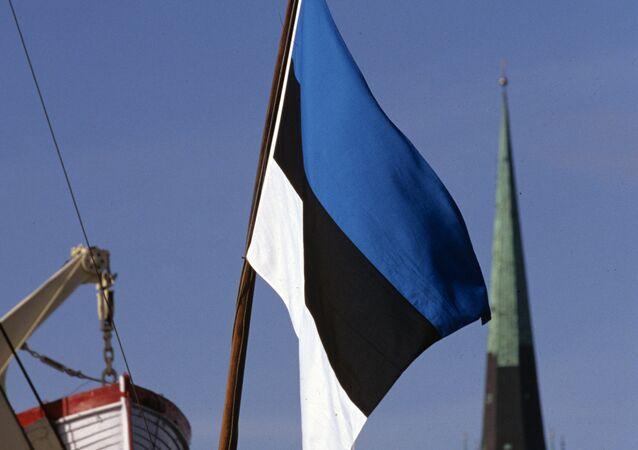 Estońska flaga
