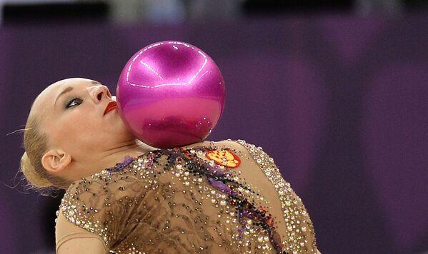 Jana Kudrjawcewa na I Igrzyskach Europejskich w Baku - Sputnik Polska