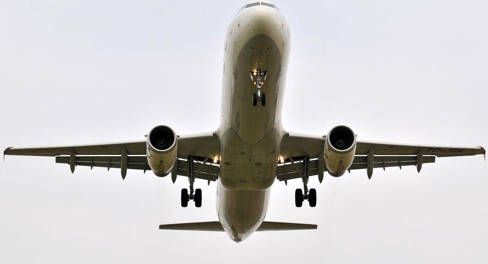 Samolot pasażerski Airbus A321