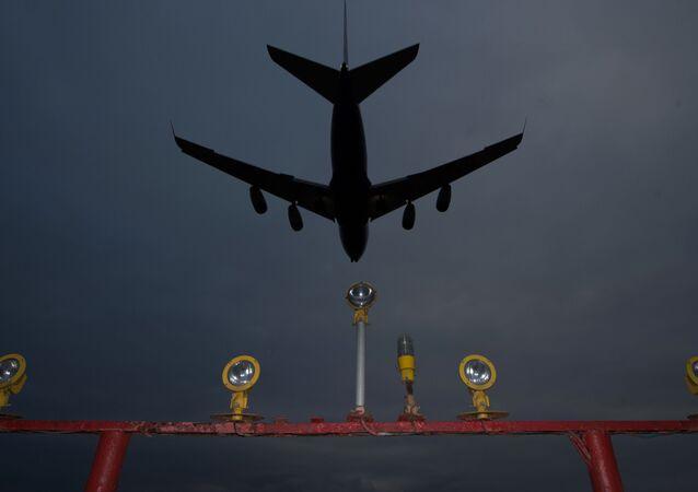 Lotnisko Szeremietiewo