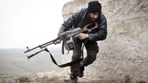 Wolna armia Syrii - Sputnik Polska