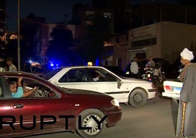 Ciała ofiar katastrofy samolotu linii lotniczych Kogalymavia przewieziono do Kairu