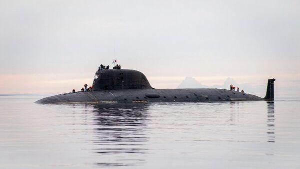Okręg podwodny Siewierodwinsk - Sputnik Polska