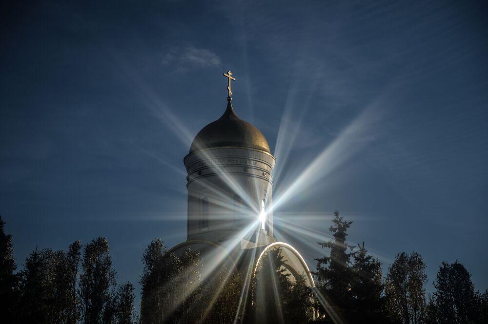 Cerkiew Wielkiego Męczennika św. Jerzego Zwycięzcy na Pokłonnej Górze