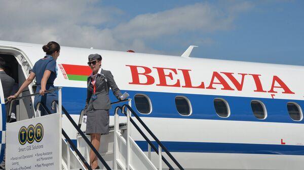 Linie lotnicze Belavia - Sputnik Polska