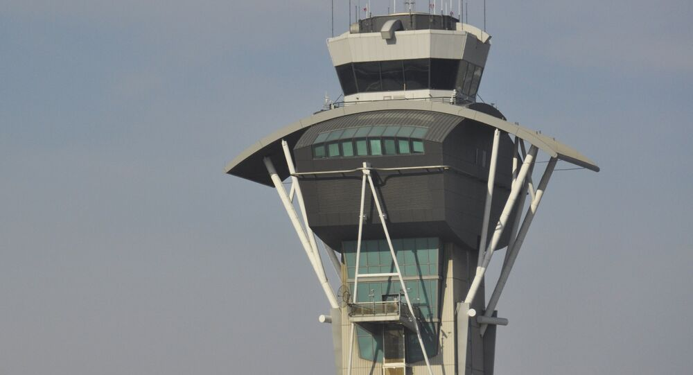 Międzynarodowe lotnisko w Los Angeles, USA