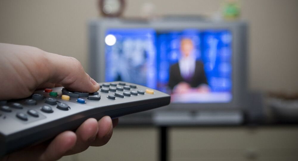 Manipulacja telewizji France 2