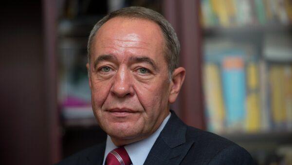 Były szef spółki medialnej Gazprom-Media i były minister do spraw prasy, radia i telewizji Michaił Lesin - Sputnik Polska