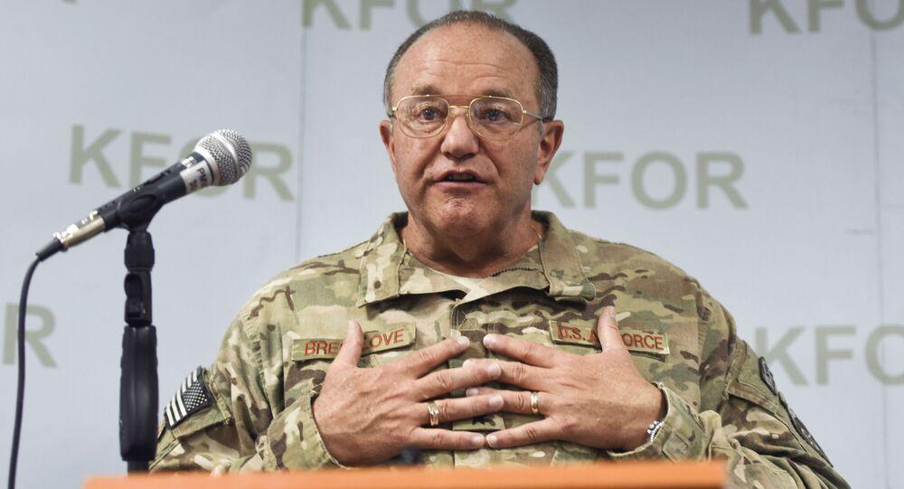 Dowódca sił NATO w Europie generał Philip Breedlove