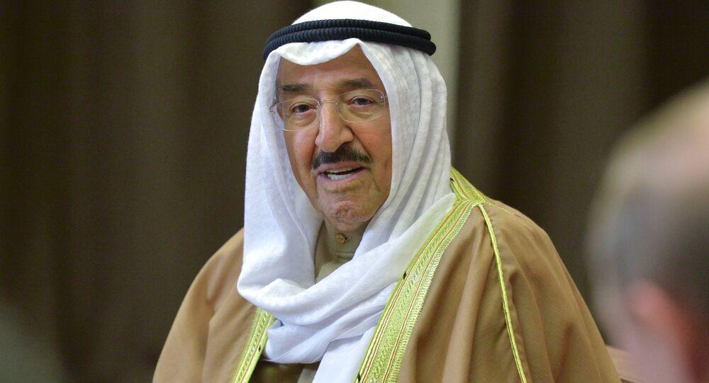 Sabah al-Ahmed al-Jaber al-Sabah