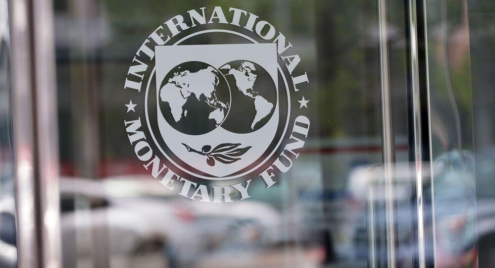 Logo MFW w Waszyngtonie