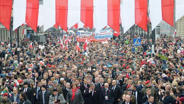 Święto Niepodległości, 11 listopada 2014 - Sputnik Polska