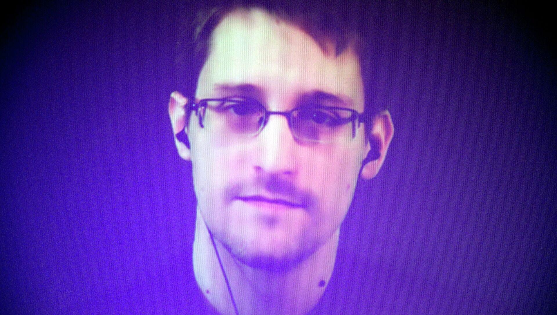 Edward Snowden - Sputnik Polska, 1920, 18.03.2021