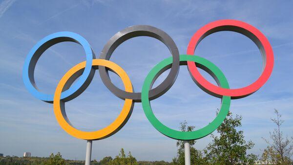 Symbol olimpijski - Sputnik Polska