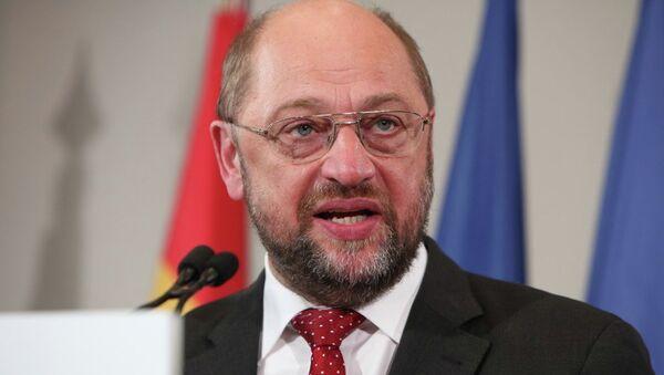 Martin Schulz - Sputnik Polska