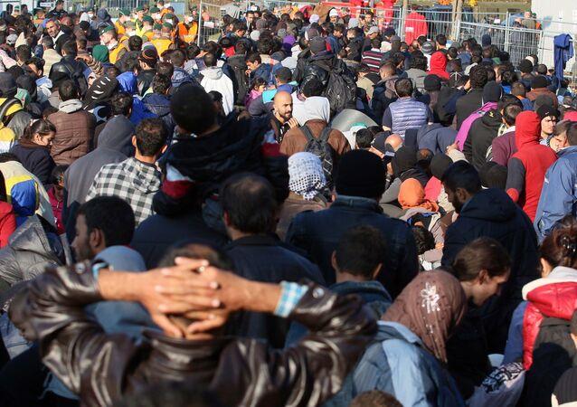 Migranci w Europie