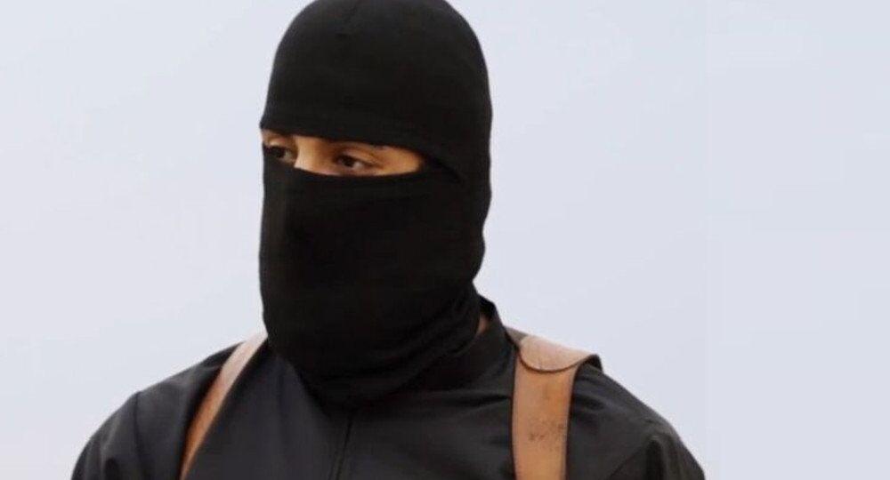 "Islamski bojownik znany pod pseudonimem ""Dżihadysta John"""