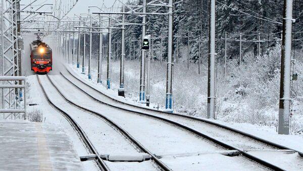 Litwa zawiesza połączenie kolejowe między Wilnem a Moskwą - Sputnik Polska