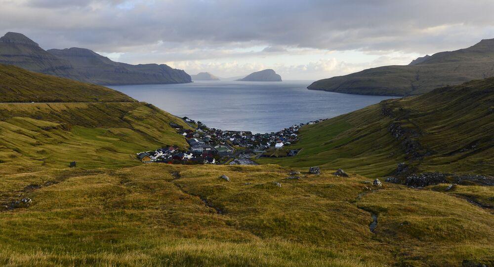 Wyspa Streymoy na wyspach Owczych