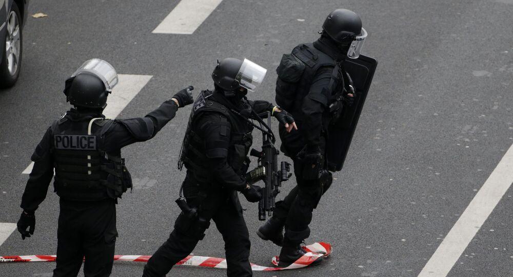 Policja we Francji