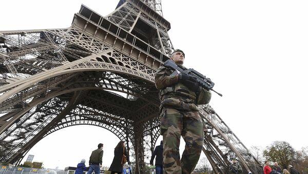 Zamachy terrorystyczne w Paryżu - Sputnik Polska