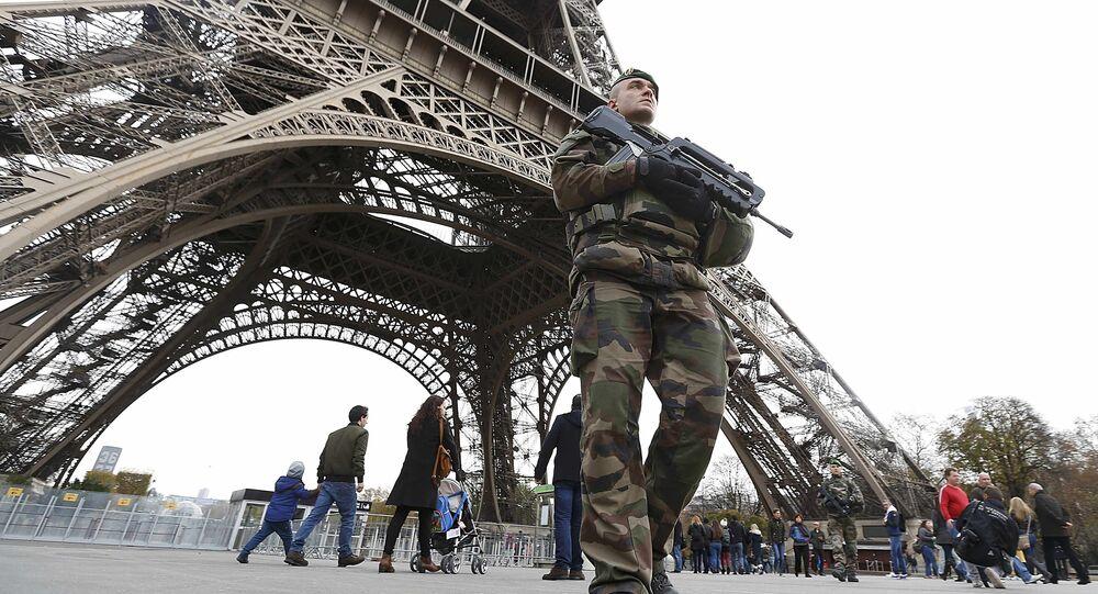 Zamachy terrorystyczne w Paryżu