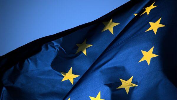 Флаг ЕС - Sputnik Polska
