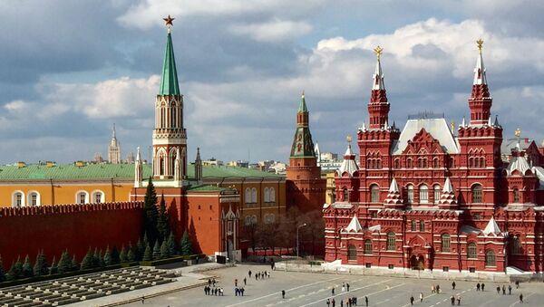 Kreml moskiewski i Plac Czerwony - Sputnik Polska
