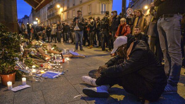 Situation in Paris after series of terror attacks - Sputnik Polska