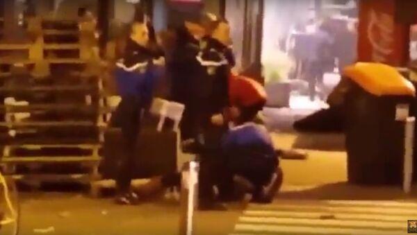 TERRORIST ATTACK PARIS - Sputnik Polska