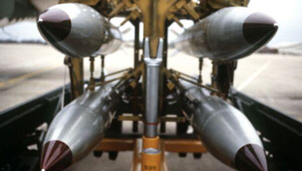 Amerykańskie bomby atomowe B-61 - Sputnik Polska