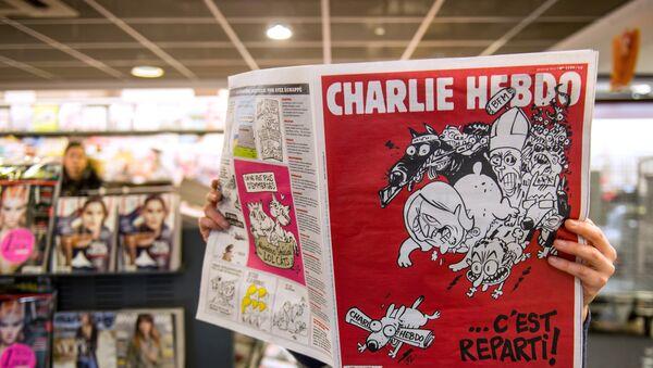Charlie Hebdo - Sputnik Polska