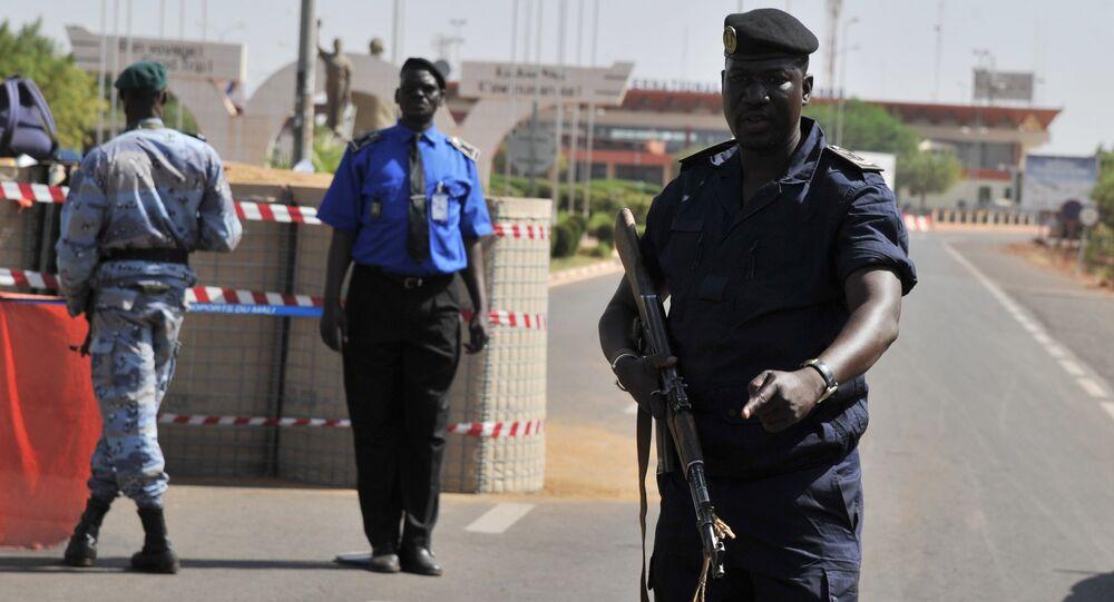 Policjanci Mali