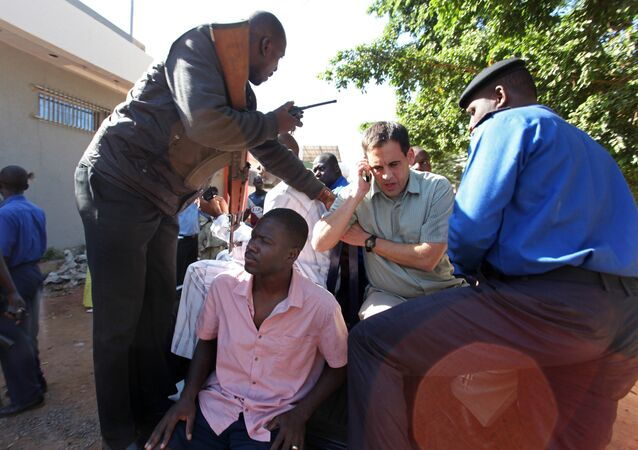 Uwolnieni zakadnicy Radisson Blu hotel w Mali