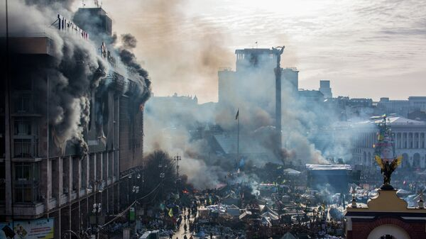 Majdan 2013/2014 - Sputnik Polska