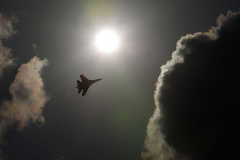 Rosyjski samolot myśliwski Su-35