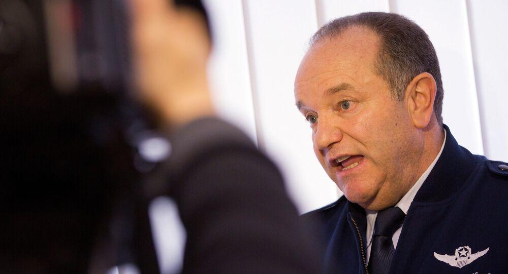 Naczelny dowódca NATO w Europie gen. Philip Breedlove