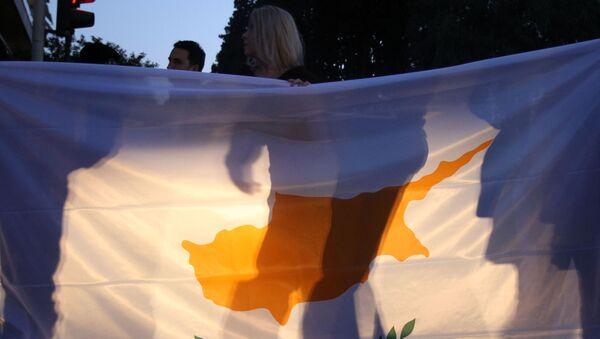 Flaga Cypru - Sputnik Polska