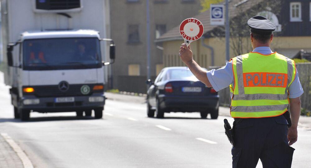 Policja, kontrola