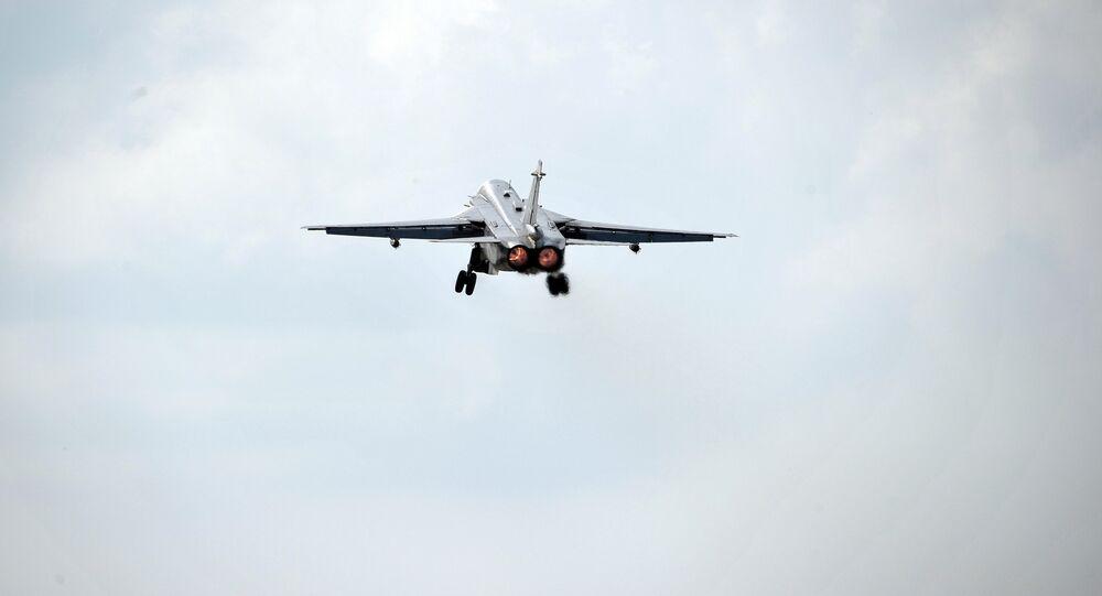 Samolot bombowy Su-24
