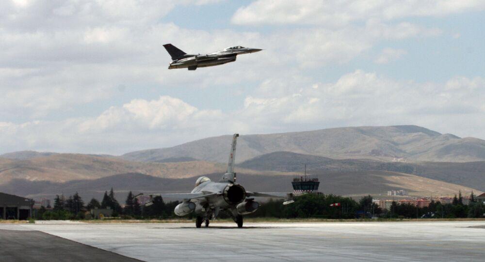F16 w Turcji