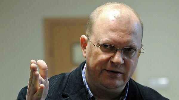 Dziennikarz Leonid Swiridow - Sputnik Polska