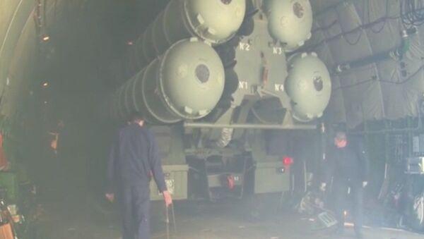 Rosja rozmieściła w Syrii S-400 - Sputnik Polska