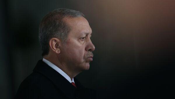 Tayyip Erdogan - Sputnik Polska