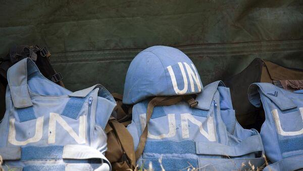 Siły pokojowe ONZ - Sputnik Polska
