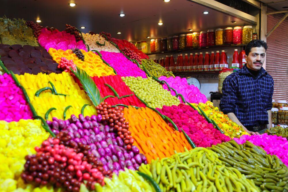 Bazar w Damaszku