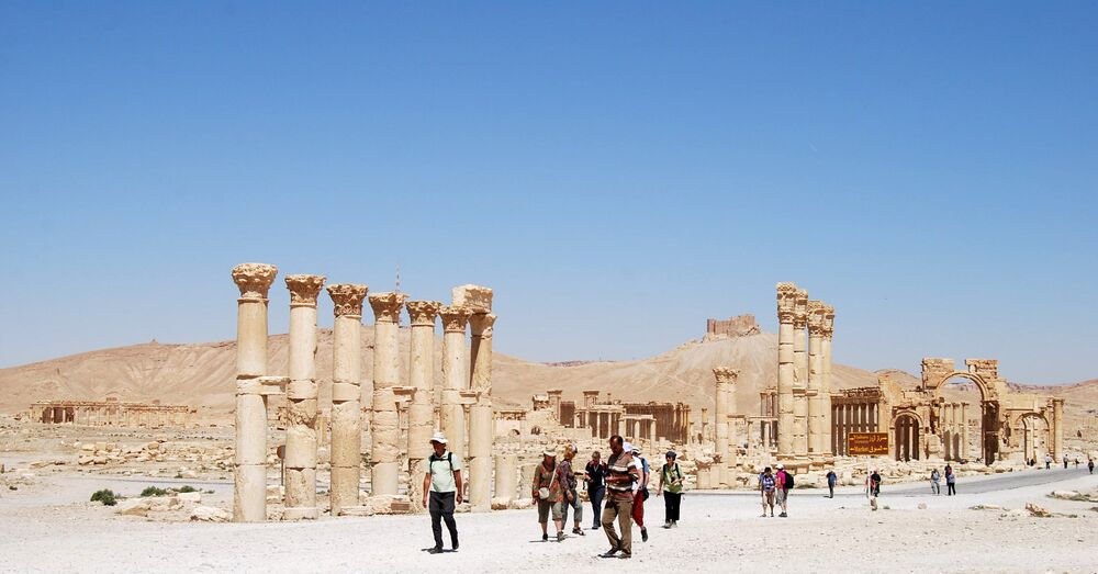 Palmira, Syria