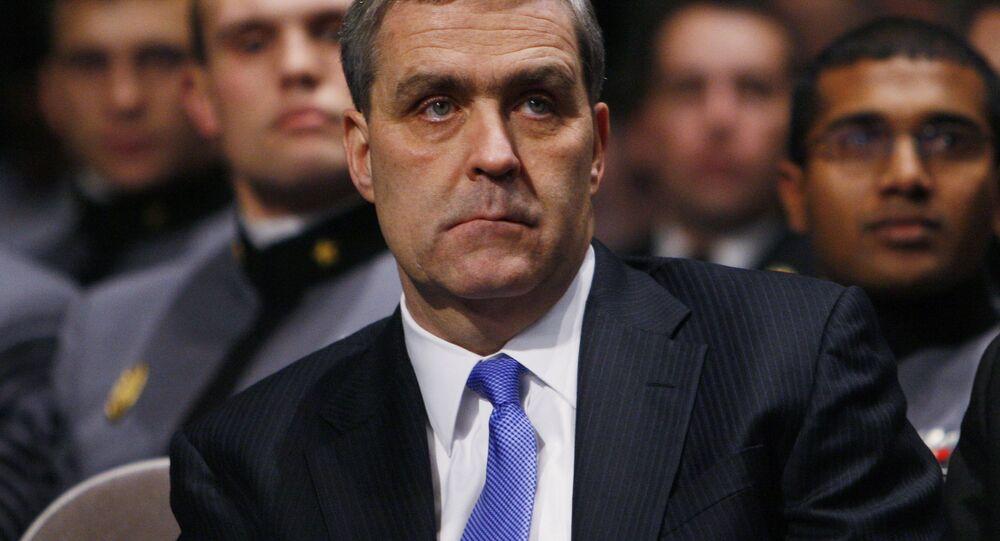 Przedstawiciel USA przy NATO Douglas Lute